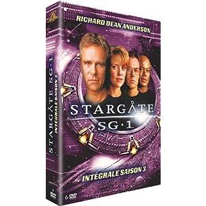 Stargate SG-1 - Saison 3 - Intégrale