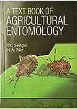 A Text Book of Agricultural Entomology