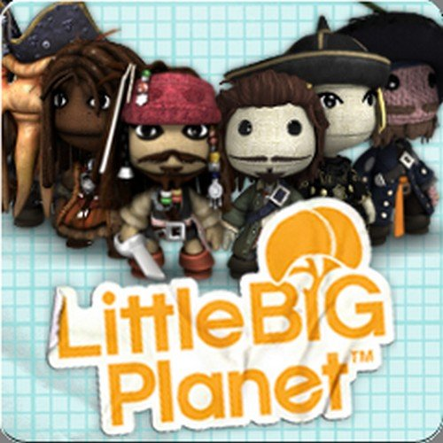 LittleBigPlanet: Pirates of the Caribbean Costume Pack [Online Game Code]