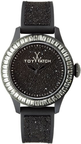 Toy Watch Glitter & Gala Glitter Total Black GL03BK Ladies