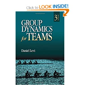 Group Dynamics for Teams: Daniel J  Levi | PDF Grab