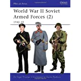 World War II Soviet Armed Forces (2): 1942-43 (Men-at-Arms) ~ Nigel Thomas