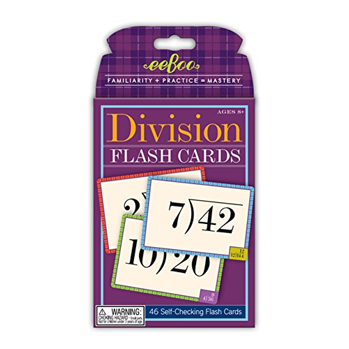 eeBoo Flash Cards Division