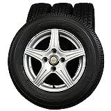 13インチ 4本セット スタッドレスタイヤ&ホイール トーヨー(TOYO) GARIT G30 145/80R13 ウェッズ