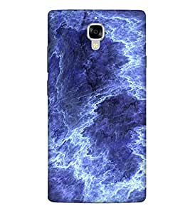 Fixed Price Printed Back Cover For Oneplus3 (Multicolor)