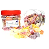Jelly Babies in Medium Sweet Shop Gift Jar (600g)