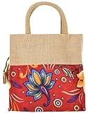 #3: The Jute Palace Brown Reusable Shopping Bag (JP_009)