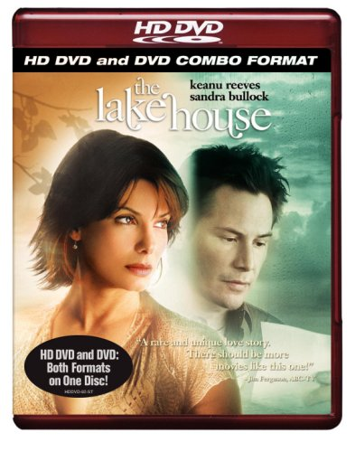 Cover art for  The Lake House (Combo HD DVD and Standard DVD)