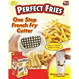 Perfect Fries (Color: White)