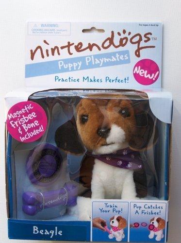 Nintendogs Puppy Playmates - Beagle - 1