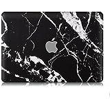 """kwmobile Aufkleber Sticker Marmor Design für Apple MacBook Pro Retina 13"""" Skin Folie Voderseite Vinyl Decal"""