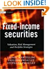 Fixed-Income Securities: Valuation, Risk Management and Portfolio Strategies (The Wiley Finance Series)