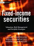 img - for Fixed-Income Securities: Valuation, Risk Management and Portfolio Strategies (The Wiley Finance Series) book / textbook / text book