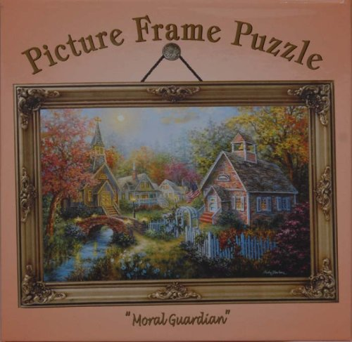 Picture Frame Puzzle Moral Guardian by Nicky Boehme (250 Piece) - 1