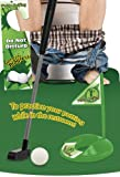 TOTAL VISION Potty Golfing - The Golfers Gag Gift