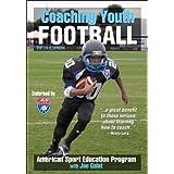 Coaching Youth Football - 5th Edition (Coaching Youth Sports) ~ John T. Reed