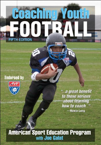 Coaching Youth Football - 5th Edition