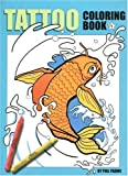 TATTOO Coloring Book [Paperback]