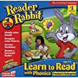 Software - Reader Rabbit Learn to Read With Phonics (Preschool & Kindergarten)