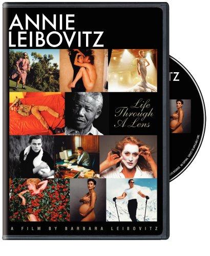 Annie Leibovitz: Life Through a Lens [DVD] [Import]