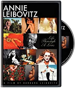 NEW Anne Leibovitz: Life Through A (DVD)