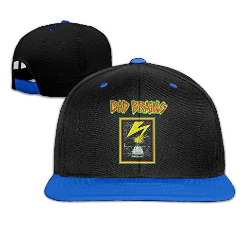 HIPHOP Fashion Adjustable MDLWW Bad Brains Knit Hats