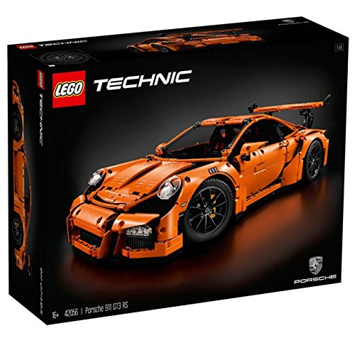 LEGO テクニック ポルシェ Porsche 911 GT3 RS 42056