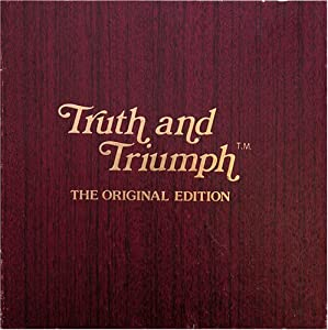 Truth and Triumph Game