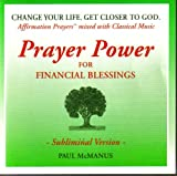 Prayer Power for Financial Blessings - Subliminal Version