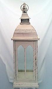"Monarch Conservatory Terrarium (Wardian Case) - 7"" x 7"" x 22"" - Carousel Lantern"