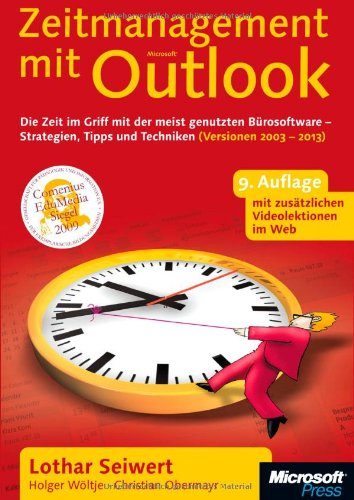 Zeitmanagement mit Microsoft Outlook,  2003 bis 2013 bei Amazon*