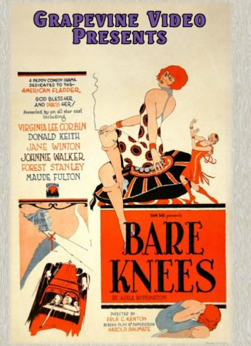 Bare Knees [DVD] [1928] [Region 1] [US Import] [NTSC]