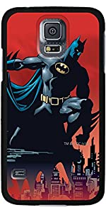 Coveroo Thinshield Cell Phone Case for Samsung Galaxy S5 - Batman Ledge Right at Gotham City Store