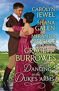 Book Cover: Dancing in The Duke's Arms: A Regency Romance Anthology