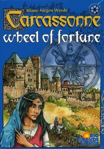 カルカソンヌ 運命の輪(Carcassonne: Wheel of Fortune)(英語版)[並行輸入品]