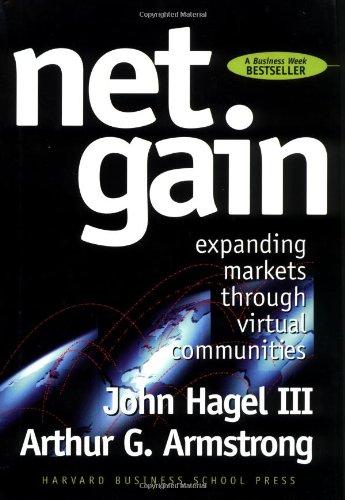 Net Gain: Expanding Markets Through Virtual Communities