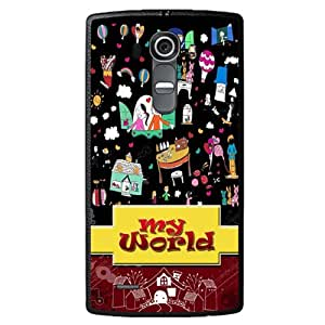 alDivo Premium Quality Printed Mobile Back Cover For LG G4 / LG G4 printed back cover (2D)RK-AD015