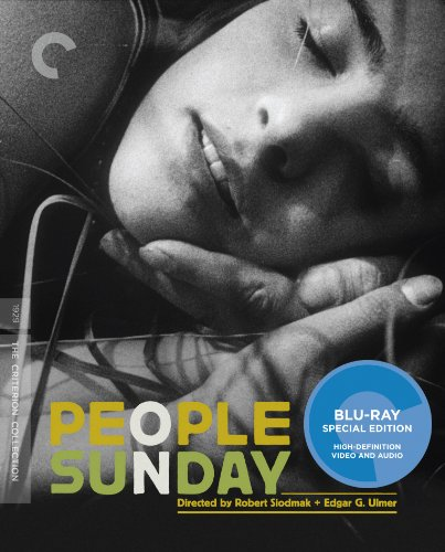 Cover art for  People on Sunday (The Criterion Collection) [Blu-ray]