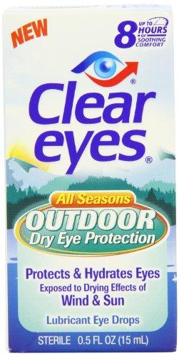 Clear Eyes Natural Tears Ingredients