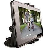 Jarv High Grade Windshield Swivel Suction Car Mount for Google Nexus 7 / Ipad Mini