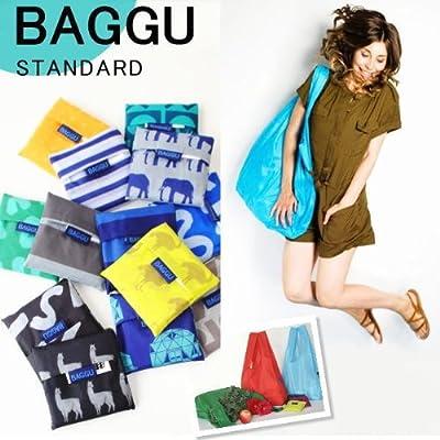 BAGGU バグー エコバッグ ショッピングバッグ カラフル 軽量 Mサイズ 13color