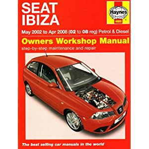 seat ibiza petrol and diesel haynes service and repair manuals rh lesiy blog free fr Auto Repair Manuals Online Online Repair Manuals