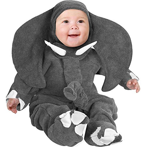 Child's Baby Infant Elephant Animal Costume (6-12 Months)