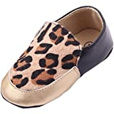 EOZY Zapatos Para Beb� Unisex Primero Paso Andar Leopardo Caqui Oto�o Pirmavera Longitud 11cm