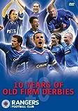Glasgow Rangers Old Firm Derbies [DVD]