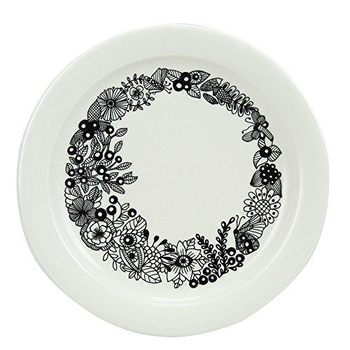 Arabia アラビア Piilopaikka ピーロパイッカ Plate flat プレート(丸皿) 26cm 9253 北欧 プレート並行輸入品