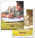 img - for First Language Lessons, Level 3- Student Workbook + Instructor Guide book / textbook / text book