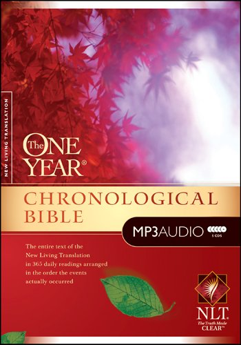 The One Year Chronological Bible (MP3)