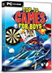 Top 10 Games for Boys (PC CD)