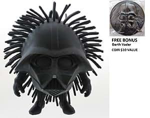 Squishy Koosh Ball : Amazon.com: Disney Parks Star Wars Darth Vader Squishy